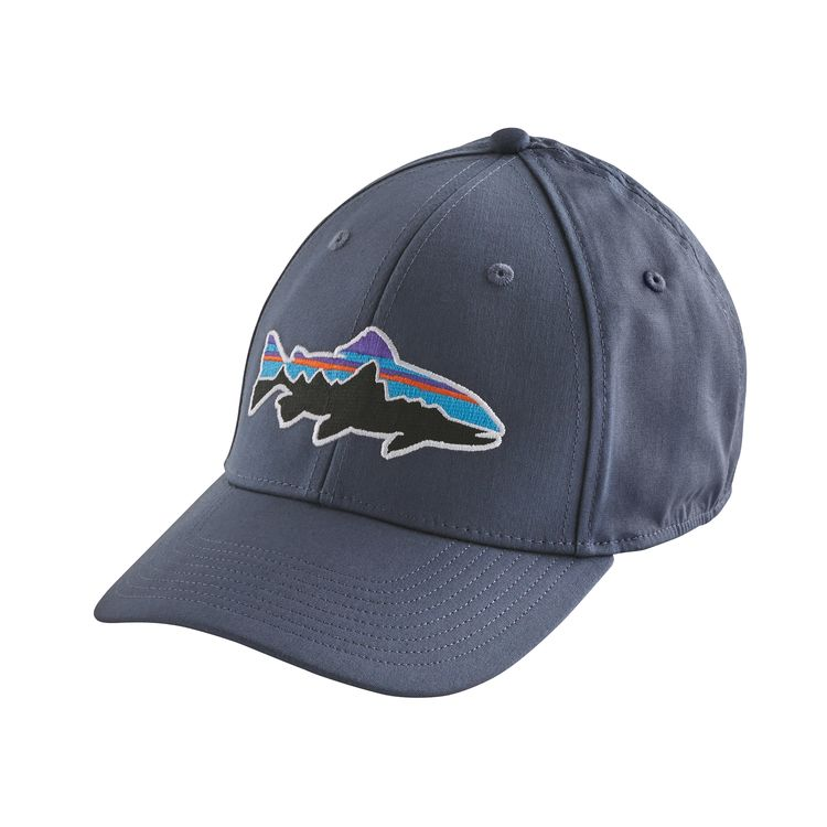 Patagonia   Fitz Roy Trout Stretch Fit Hat 44493960950