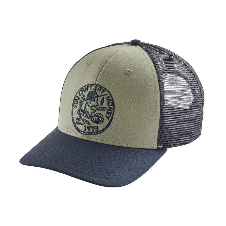7b0c483e2b Patagonia   Can t Eat Money Trucker Hat