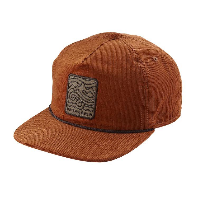 90e9714f2019b Patagonia   Seazy Breezy Corduroy Hat