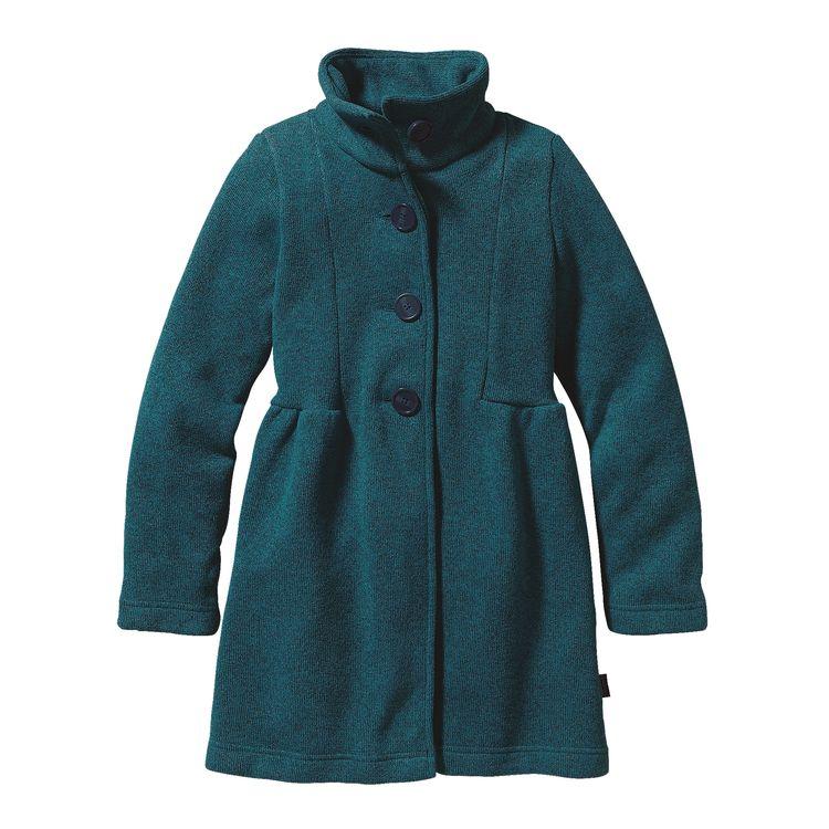 2800be83651 Patagonia   Girls  Better Sweater Coat